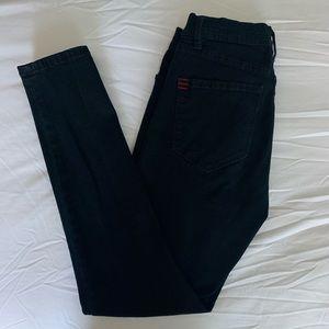 BDG Black Skinny Jeans SZ 25